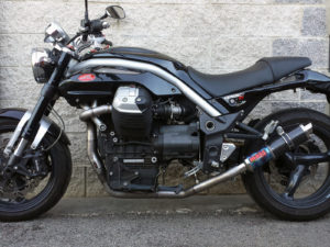 Categorie prodotto Moto Guzzi GRISO Archivio | Exhaust systems