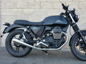 Categorie prodotto Moto Guzzi V7 II Archivio | Exhaust systems